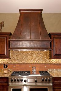Wood Vent Hood That You Might Want to See | HomesFeed