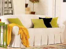 Pottery Barn Slipcovers Sofa