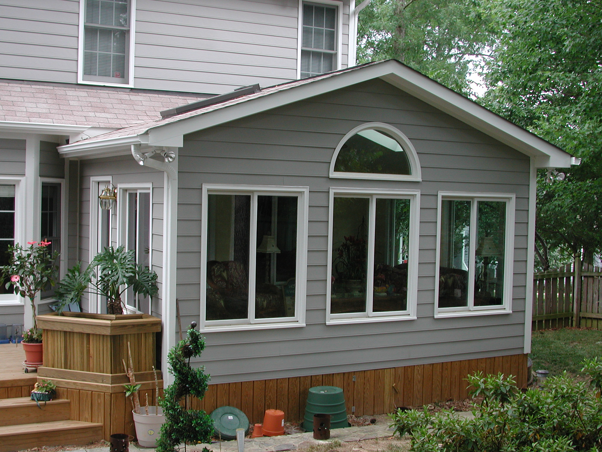 Home Sunroom Addition Ideas HomesFeed