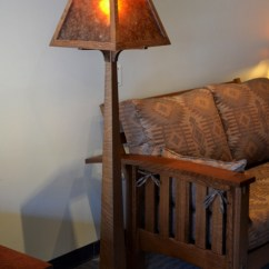 Chair Design Antique To Help Baby Sit Up Mission Style Floor Lamps: When Traditional Meets Contemporary Taste | Homesfeed