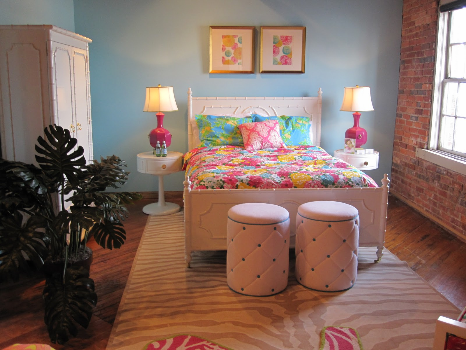 lilly pulitzer chair cream covers dining room furniture  best help for cheerful interior