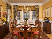 Window Treatments for Dining Room Ideas   HomesFeed