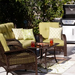 Green Patio Chair Covers Office Bed Bath And Beyond Walmart Chair: How To Upgrade Your Outdoor Space   Homesfeed