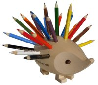 Colored Pencil Holder  Symbolizes Playfulness in Mini ...