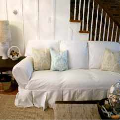 How To Make A Slipcover For Sofa Modular Sleeper Pottery Barn – Best Solution Daily ...
