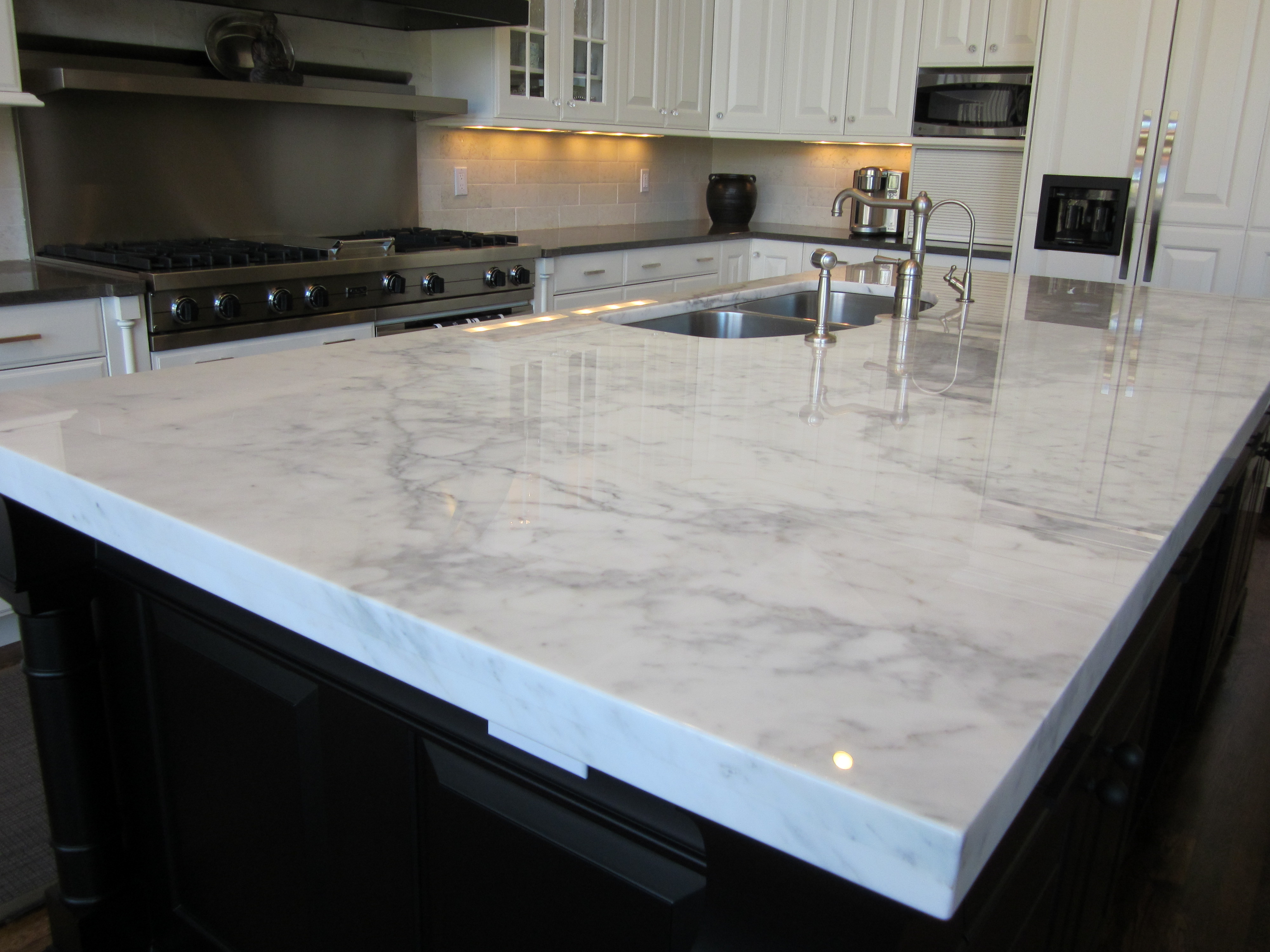 best material for kitchen countertops cabinets with glass countertop options homesfeed