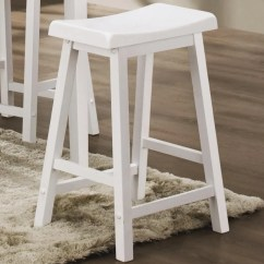 Chair Stools Wooden Special Tomato Eio Push White Wood Bar Providing Enjoyment In Your Kitchen