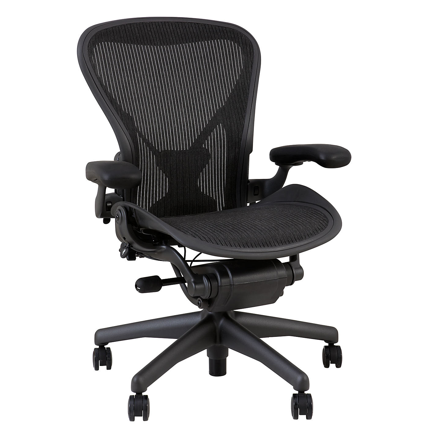 aeron office chairs reclining high chair herman miller parts give awesome look for