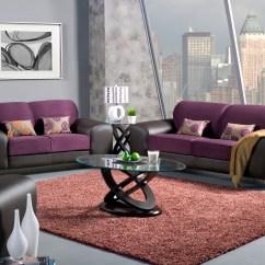 Violet Colour Sofa La Z Boy Sofas Reviews Black And Loveseat White Couch Set Patterned