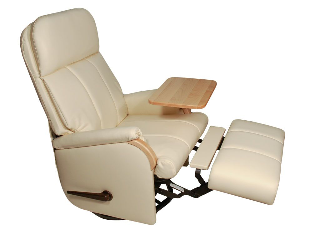 desk recliner chair champagne gold covers wall hugger recliners designs and fabrics homesfeed