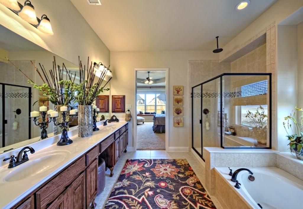 large bathroom rugs | homesfeed