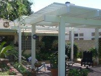 Wooden Patio Covers Design