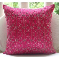 Wide Variants of Pink Accent Pillows for Indoor or Outdoor ...