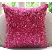 Pink Decorative Throw Pillows