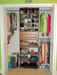 Small Bedroom Closet Organization Ideas | HomesFeed