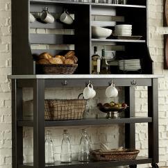 Kitchen Bakers Rack Anaheim Cabinets Wooden Ideas | Homesfeed
