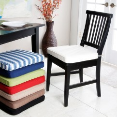 Kitchen Chair Covers Art Deco Styles Cushions With Ties Homesfeed