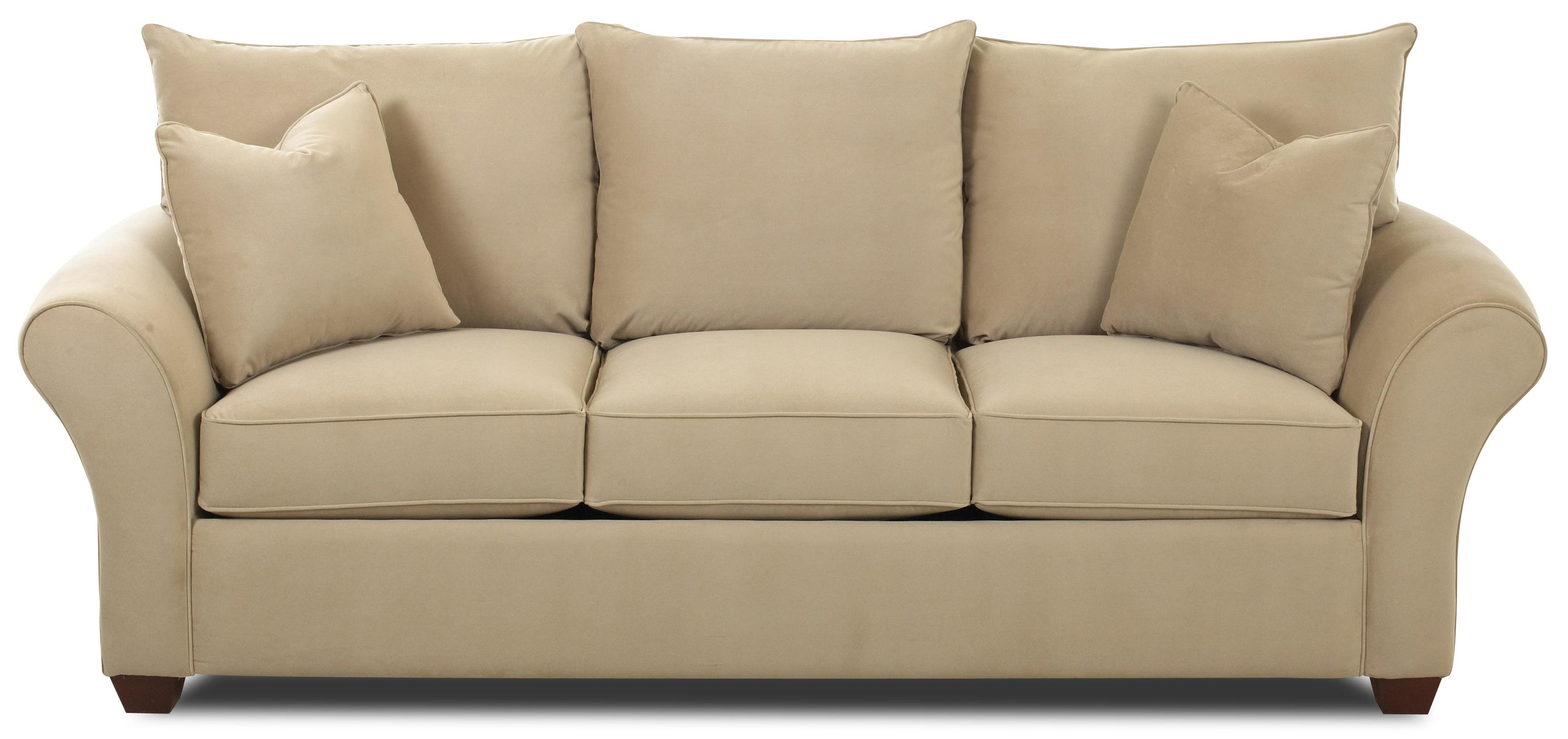 cream colored sofa pillows blue velvet chesterfield bed the most comfortable couch homesfeed