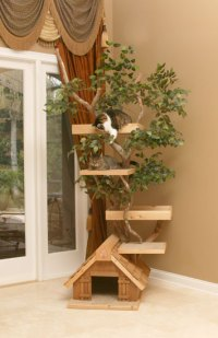 Interesting and Modern Cat Trees Design for Your Lovable ...