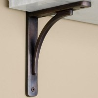Decorative Metal Shelf Brackets