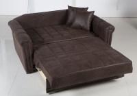 Leather Loveseat Sleeper Sofa Bonita Springs Gray Sleeper ...