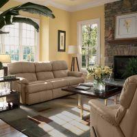 Rustic Living Room Ideas | HomesFeed