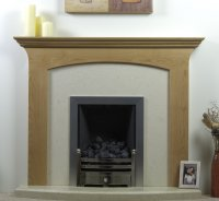 Wooden Fireplace Surround Kits - Decorating Interior Of ...