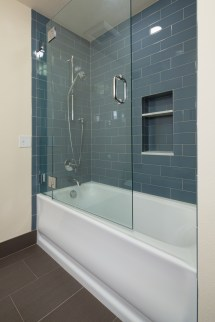 Glass Doors Bathtub Homesfeed
