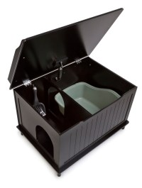 Litter Box Enclosures for Cats | HomesFeed