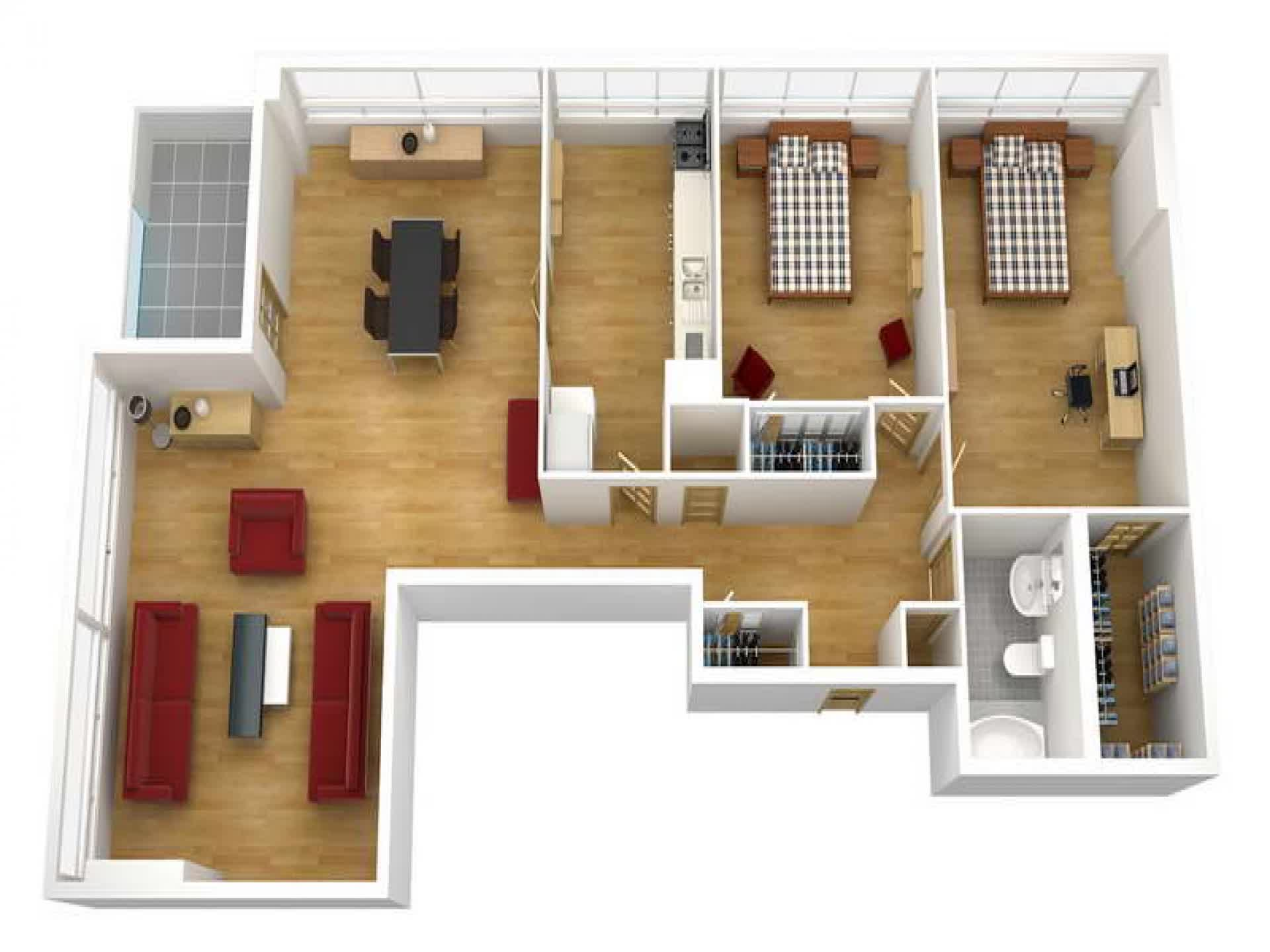 Floor Plan Drawing Software Create Your Own Home Design