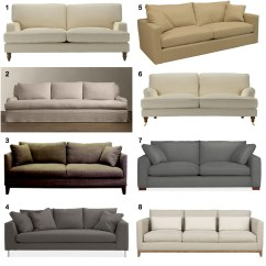 Different Types Of Sofas Extra Large Reclining Sectional Sofa The Most Comfortable Couch Homesfeed