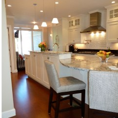 Kitchen Table Island Combo Sink Plug Bar Home Design Ideas Combination A Practical And Double Functional