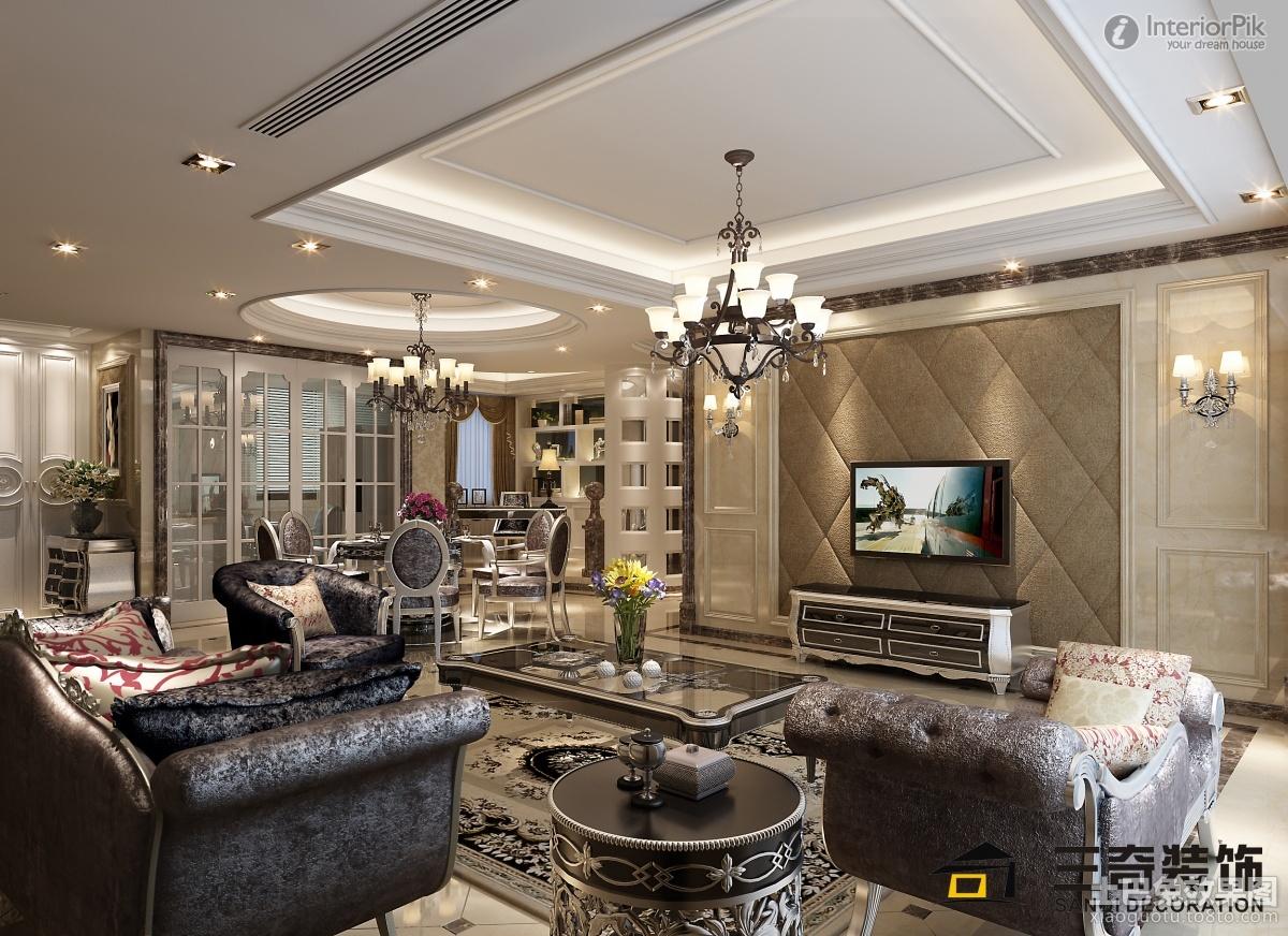 Luxury Designs For Living Room – HomesFeed