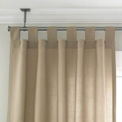 Living Room Decor Ideas For Small Apartments With Brown Sofas Ceiling Mount Curtain Rod | Homesfeed