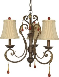 Small Lamp Shades For Chandeliers   HomesFeed