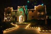 Outside Christmas Lights Ideas