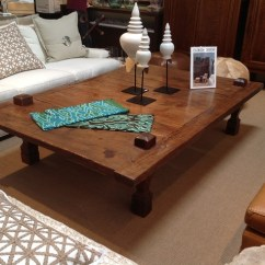 Antique Living Room Chair Styles Feminine Desk Vast Selections Of Oversized Coffee Tables | Homesfeed