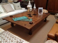 Vast Selections of Oversized Coffee Tables | HomesFeed