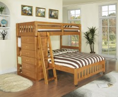 Bunk Bed with Desk For Your Kids – HomesFeed