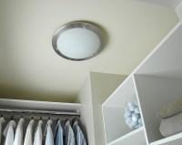 Variants of Lights for Closets
