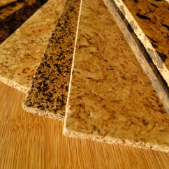 Types Of Kitchen Flooring Pros And Cons Rustic Pendant Lighting Cork Homesfeed