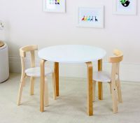 Modern Kids Table and Chairs: Design Options | HomesFeed