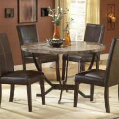Small Dining Room Chairs La Z Boy Big Man Chair Dinette Set Design Homesfeed