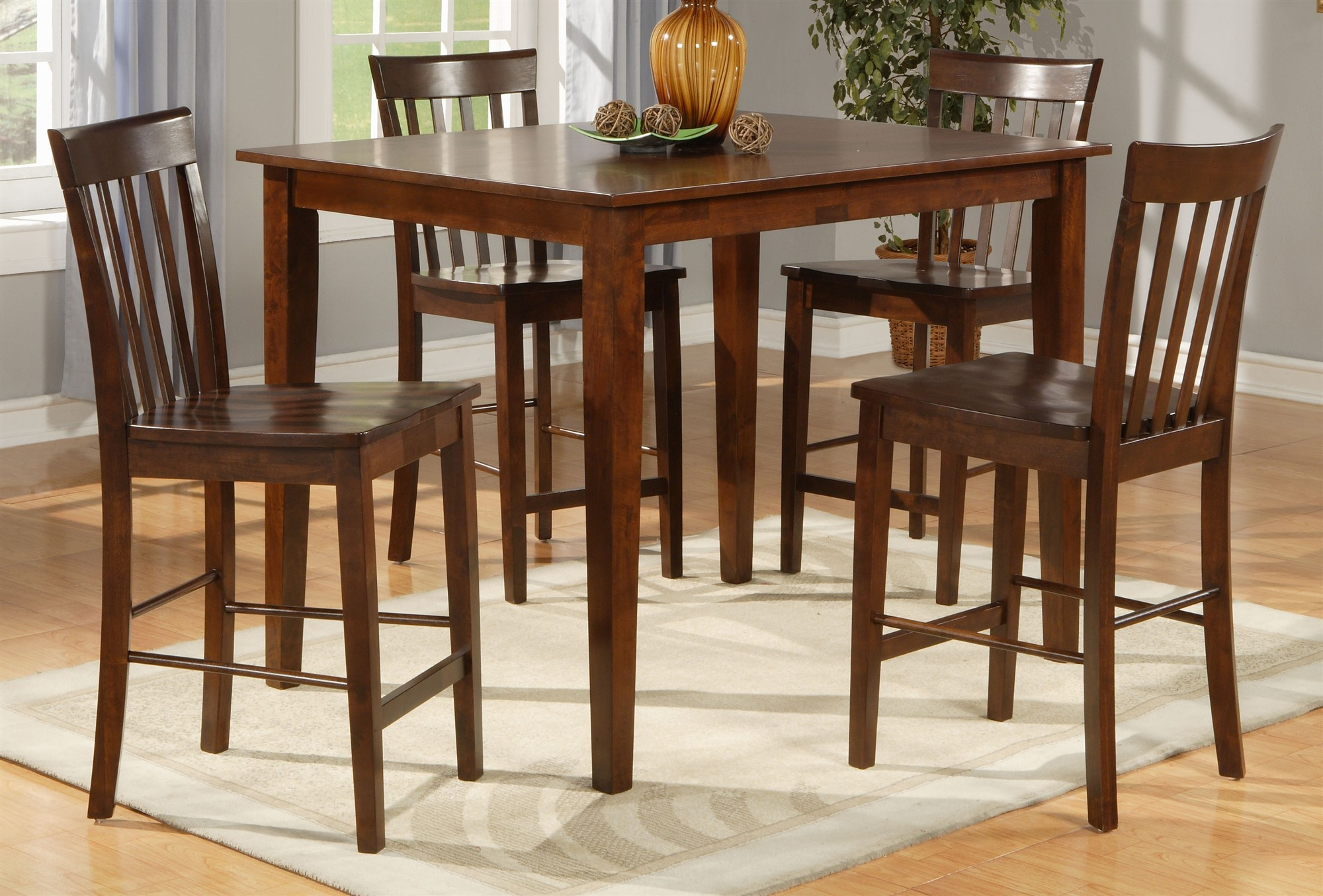 Dining Room Table And Chairs Square Dining Table For 4 Homesfeed