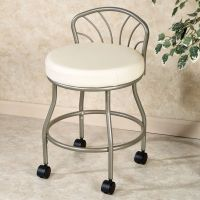 Vanity Stools And Chairs. Fabulous Sabrina Vanity Stool ...