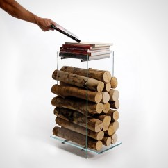 Living Room Firewood Holder Decorate A With Fireplace Modern Tools | Homesfeed