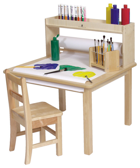 Craft Table for Kids Designs Materials and Complements