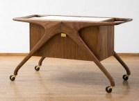 Wooden Bar Cart Designs | HomesFeed