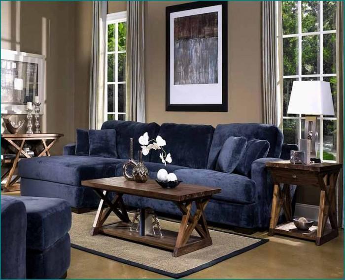 velvet sectional sofa 6pc milan modular rattan corner set navy blue design options | homesfeed