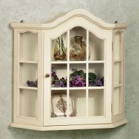 wall mounted curio cabinet display | Roselawnlutheran